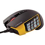 Corsair Gaming Scimitar RGB - Jaune