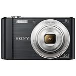 Sony CyberShot DSC-W810 Noir + carte SD 8Go