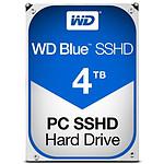 """Western Digital (WD) Blue SSHD 3,5"""" - 4 To"""