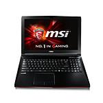 MSI GP62 2QD-225XFR - i5 - 500 Go - GT 940M - Sans OS