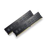 G.Skill Value NT DDR4 2 x 4 Go 2133 MHz CAS 15