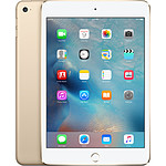 Apple iPad mini 4 - Wi-Fi + Cellular - 64Go - Or
