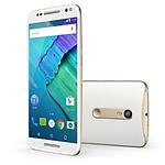 Motorola Moto X Style (blanc)
