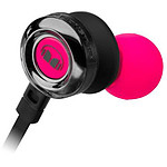 Monster Écouteurs Clarity HD Rose