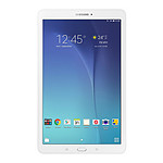"Samsung Galaxy Tab E 9,6"" 8 Go Wifi Blanche - SM-T560"