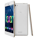 Wiko Fever 4G (blanc/or)