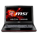 MSI GE62 2QC-644FR - i7 - 8 Go - SSD - GTX960M