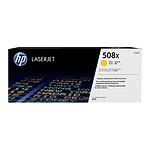 HP 508X - Jaune haute capacité
