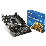MSI H110M PRO-VD D3