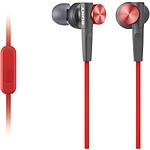 Sony MDR-XB50AP Rouge