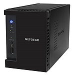 Netgear RN212 - ReadyNAS 212 - 2 baies