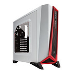 Corsair Carbide SPEC ALPHA White / Red