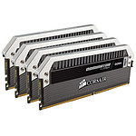 Corsair Dominator Platinum DDR4 4 x 16 Go 3000 MHz CAS 15