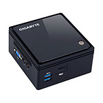 """Gigabyte BRIX Celeron N3000 Baie 2,5"""" HDD / SSD"""