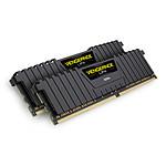 Corsair Vengeance LPX Black DDR4 2 x 4 Go 4133 MHz CAS 19