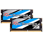 G.Skill Ripjaws SO-DIMM DDR4 2 x 4 Go 2400 MHz CAS 16