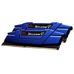 G.Skill Ripjaws V Bleu DDR4 Blue 2 x 8 Go 2666 MHz CAS 15