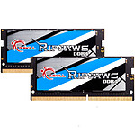 G.Skill Ripjaws SO-DIMM DDR4 2 x 16 Go 2800 MHz CAS 18