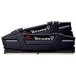 G.Skill Ripjaws V Black DDR4 2 x 4 Go 3866 MHz CAS 18