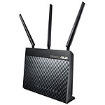 Asus DSL-AC68U - Modem Routeur ADSL/VDSL WiFi AC1900