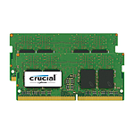 Crucial 32 Go (2 x 16 Go) DDR4 2133 MHz CL15 DR SO-DIMM