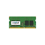 Crucial 4 Go (1 x 4 Go) DDR4 2400 MHz CL17 SR SO-DIMM