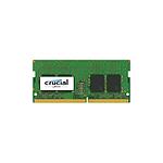 Crucial 4 Go (1 x 4 Go) DDR4 2666 MHz CL19 SR X8 SO-DIMM