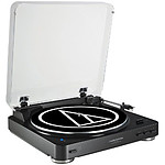 Audio-Technica Platine disque vinyle AT-LP60-Bluetooth Noir