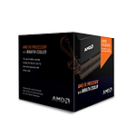 AMD FX 8370 Black Edition - Wraith Cooler