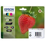 Epson Multipack Fraise XL C/M/J/N - C13T29964012