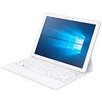Samsung Galaxy Tab Pro S Home 128Go WiFi + clavier - Blanc