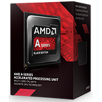 AMD A8-7670K Black Edition - Quiet Cooler