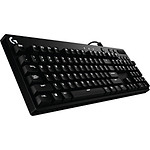 Logitech G610 Orion Red - Cherry MX Red