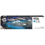 HP n°973X - F6T81AE Cyan XL