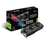 Asus GeForce GTX 1080 STRIX OC - 8 Go