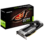 Gigabyte GeForce GTX 1070 Founders Edition - 8 Go