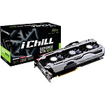 Inno3D GeForce GTX 1070 iChiLL X4 - 8 Go