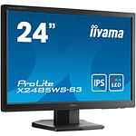 "Iiyama ProLite X2485WS-B3 - 24"""