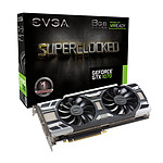 EVGA GeForce GTX 1070 SC Gaming ACX 3.0 - 8 Go