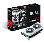 Asus Radeon RX 460 Dual OC - 2 Go