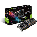 Asus GeForce GTX 1080 STRIX A8G - 8 Go