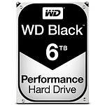 "Western Digital (WD) Black 3,5"" - 6 To"