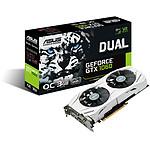 Asus GeForce GTX 1060 Dual OC - 3 Go