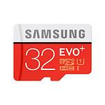 Samsung Evo Plus Micro SDHC 32 Go (80Mo/s)