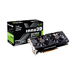 Inno3D GeForce GTX 1060 Twin X2 - 3 Go