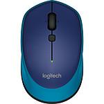 Logitech M335 - Bleu
