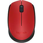 Logitech M171 - Rouge