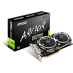 MSI GeForce GTX 1060 Armor OC V1 - 3 Go