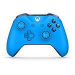 Microsoft Xbox One - Bleu