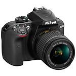 Nikon D3400 + AF-P DX 18-55 VR